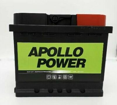 3 Years Warranty Apollo Power Batteries Car Battery 12V  Sealed