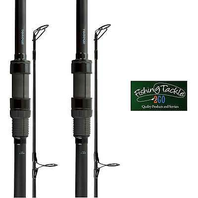 Fox Torque Abbreviated Handle 12ft 3lb T.C Rod x2 *Brand New* - Free Delivery
