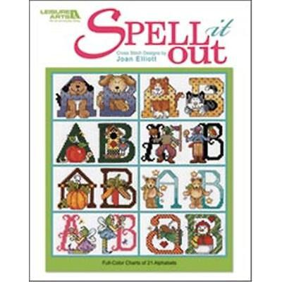 Leisure Arts 428.984 Leisure Arts-Spell It Out