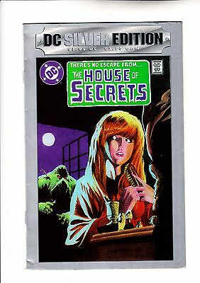 DC Silver Edition reprinting House of Secrets 92 1st Swamp Thing