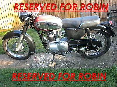 Matchless G5 Motorcycle 350 Cc Single