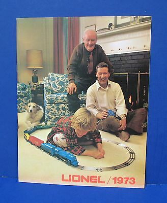 Lionel Fundimensions 1973 Consumer Catalog O Scale Mint NOS Original