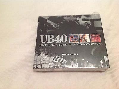 UB40 Labour Of Love 1-11 &111 New