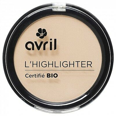 Highlighter (illuminateur de teint) certifié bio Avril