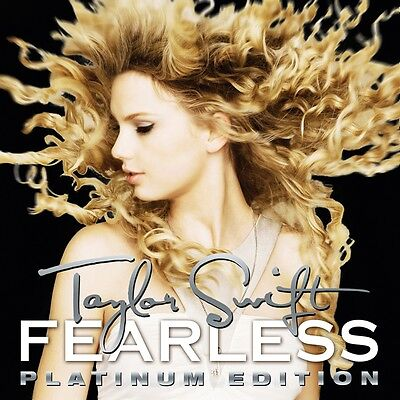 Taylor Swift - Fearless (Platinum Edition) - 2 x 180gram Vinyl LP *NEW & SEALED*