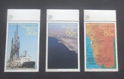 Namibia-1994-Walvis Bay series-Full set-MNH