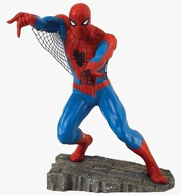 Marvel Spider - Man Figurine Ornament (A27599) By Enesco NEW