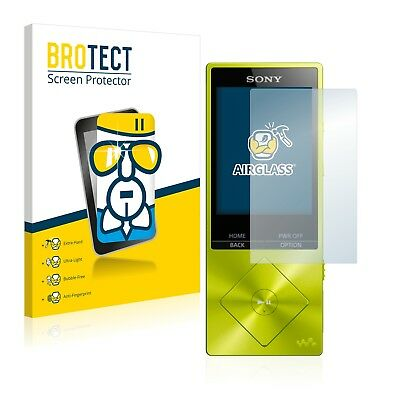 BROTECT AirGlass Flexible Glass Screen Protector for Sony NW-A25HN NW-A20 Series
