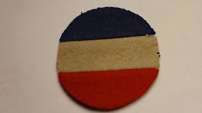 WWI US Army General Headquarters - Pershing's Staff patch - felt