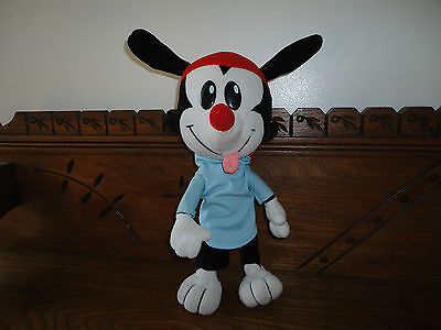 Animaniacs WAKKO Doll Character  Play by Play Wire Posable 13 inch