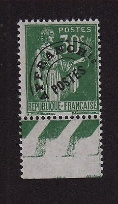 Preoblitere N°69 30 C Type Paix Neuf Luxe Sans Charniere 069