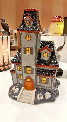 Scentsy Haunted House Element Warmer NIB SOLD OUT RARE