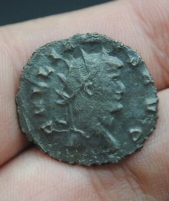 Unresearched Ancient Roman Good Grade Bronze Coin,