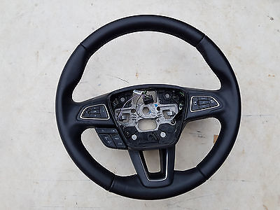 Ford Focus MK4 Leather Steering Wheel Multifunction With Cruise Control