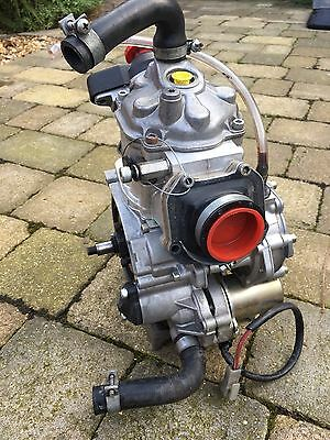 Rotax Max FR125 Senior Engine TONYKART GO KART TKM Ellough Race Winning Motor