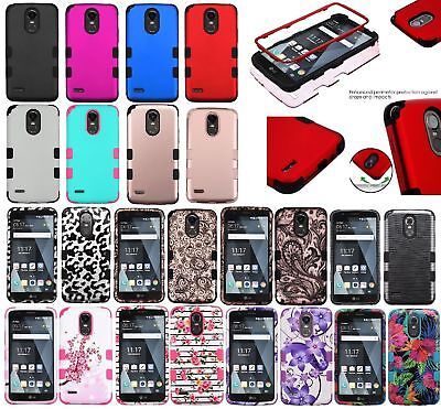best sneakers 70d71 2bfed FOR LG K30 / LG Premier Pro LTE Case, Rubber Heavy Duty Protective ...