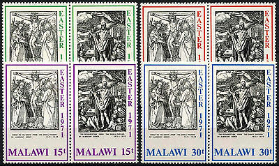 Malawi 1971 SG#388-395 Easter Paintings MNH Set #D42724