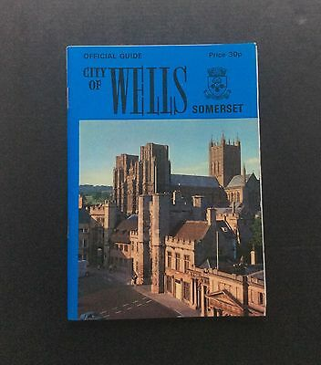 City Of Wells Official Guide 1970's