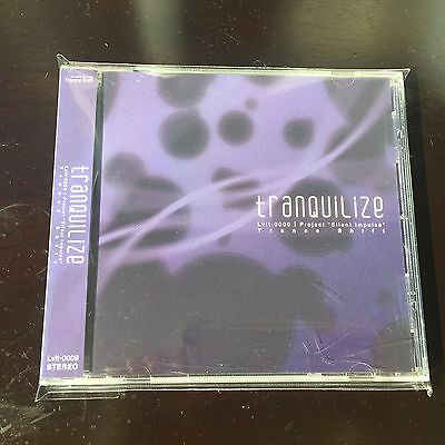 Tranquilize - Levo Lution RPG Game Music CD - US SELLER