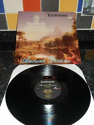 Candlemass Ancient Dreams 1988 Active Records