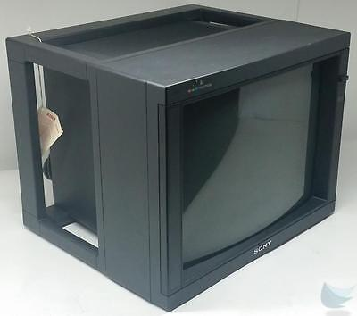 """Sony PVM 2030 20"""" Professional Broadcast Color CRT Video Monitor"""