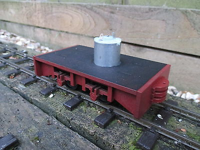 Sm32/16mm scale, Battery Loco Chassis Kit, Hudson based, 32mm, narrow gauge,,,,,