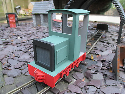 Sm32/16mm scale, Battery Loco Kit, Full Cab, Hudson based, narrow gauge, 32mm,,