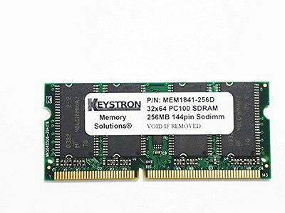 Keystron 256MB Cisco 1841 1861 Router 3rd Party Memory Upgrade (p/n