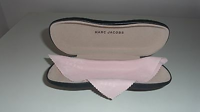 Marc Jacobs Navy Blue Sun Glasses Case Only