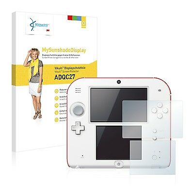 Vikuiti Screen Protector ADQC27 from 3M for Nintendo 2DS