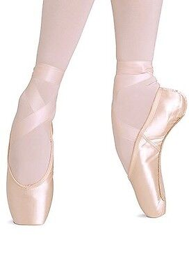 *Brand New* Bloch Pointe Shoes pink 5X for women (16pairs available)
