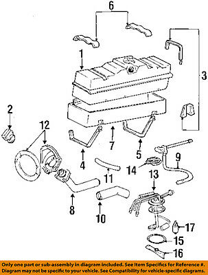 Ac Delco Gm Genuine Oem Gas Fuel Tank Cap