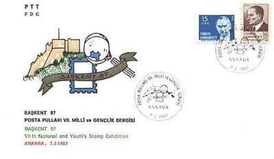 Turkey 7th National Stamp Show