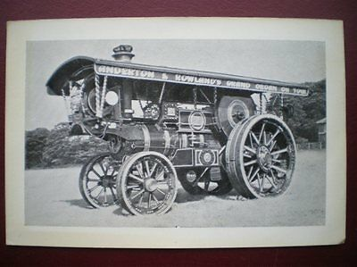 Postcard Rp Haulage Anderson & Rowlands Grand Organ On Tour