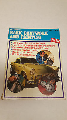1971 Petersen's Basic Bodywork And Painting No. 2 /  Very Good Condition !!