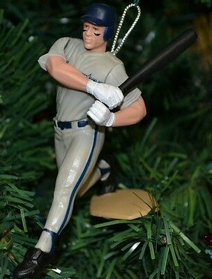 Jeff Bagwell Houston Astros Baseball Christmas Ornament Custom Keepsake
