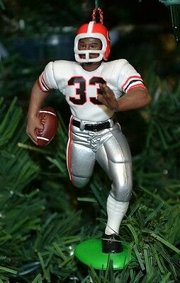 Terrell Davis Georgia Football Christmas Tree Ornament NCAA Keepsake #33
