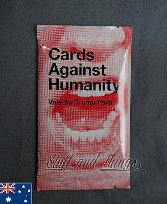*Genuine* Cards Against Humanity -Vote For Trump Expansion Pack