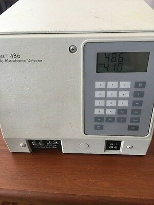 Waters 486 HPLC Tunable Absorbance Detector WAT080690