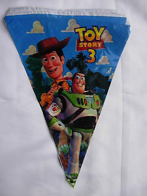 3M Birthday Party Bunting,Flag Banners  Decoration Toy Story 3