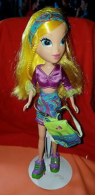 """LISA FRANK """"Cassie"""" doll *stand not included"""