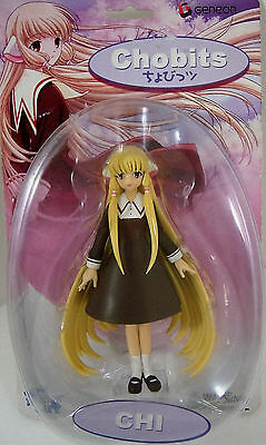 Chobits Chi Action Figure