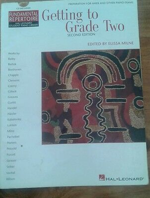Getting to Grade Two by Elissa Milne