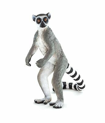 Mojo Fun 387177 Ringtail Lemur - Realistic International Wildlife Toy Rep... NEW