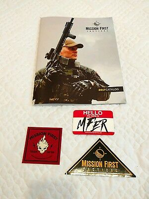 Mission First Tactical 2017 SHOT SHOW GUN PRODUCT CATALOG