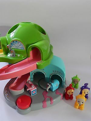 Teletubbies Pop In And Play House, Tubby Dome Toy, Tomy 1996 Complete