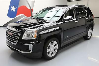 2016 GMC Terrain  2016 GMC TERRAIN SLT HTD LEATHER REAR CAM ALLOYS 21K MI #248833 Texas Direct