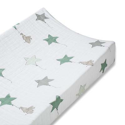 Baby Change Pad Cover by Aden + Anais Changing Mat Protector - Up Up and Away
