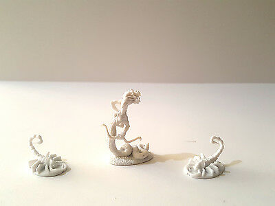 NEMESIS PACK Reaper Miniatures (Lot D05) - D&D dnd Pathfinder rpg dungeon 28mm
