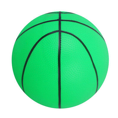 Kids Toy Gift Mini Basketball Pet Dog Toy Ball Green